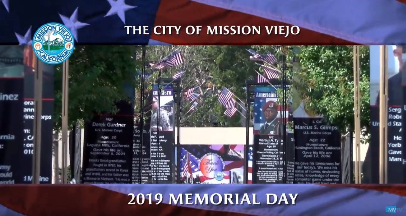 Mission Viejo Memorial Day - Greg Raths